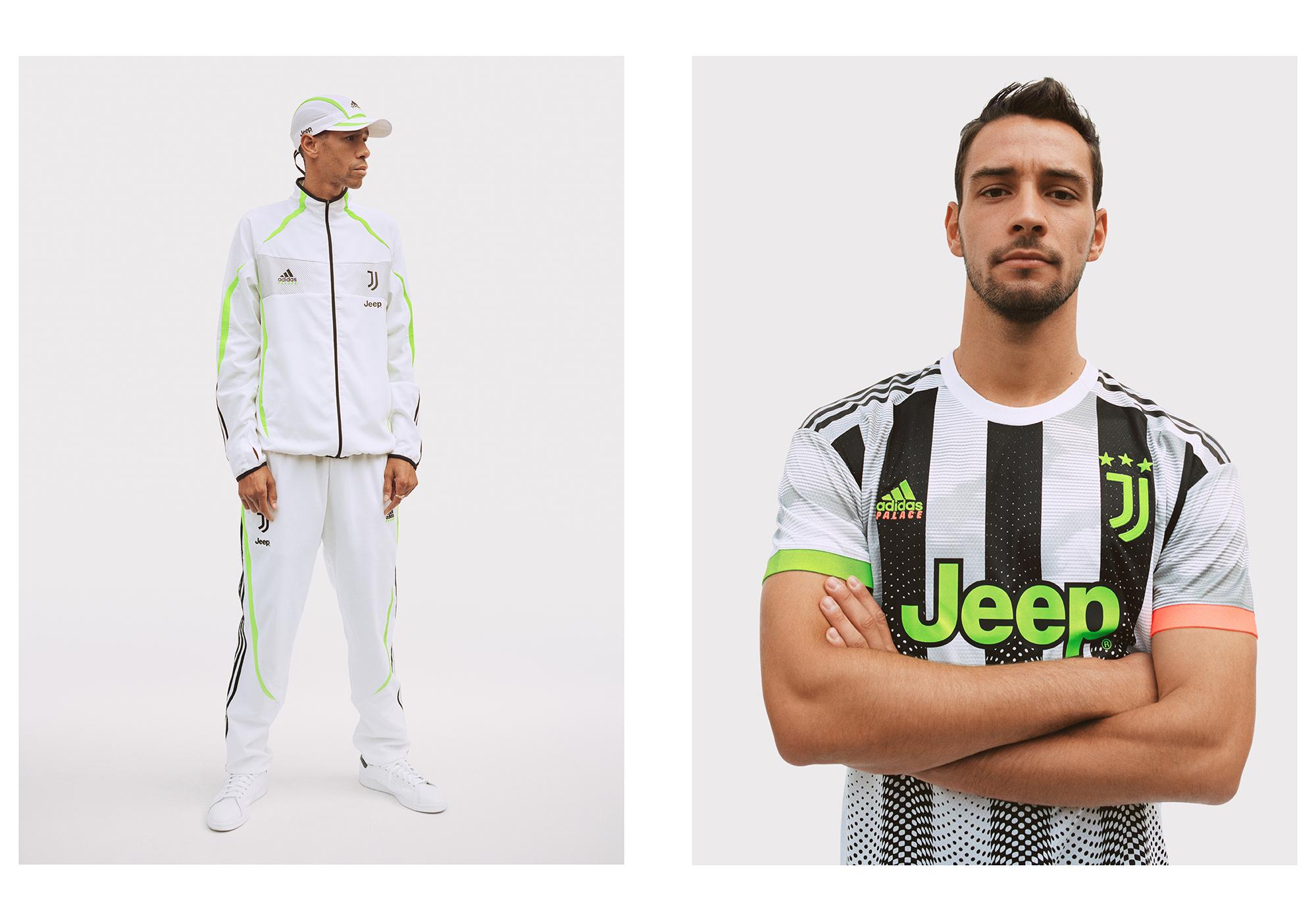 Adidas Palace Juventus Lookbook Palace
